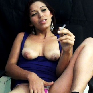 A Really Sexy Latina Milf
