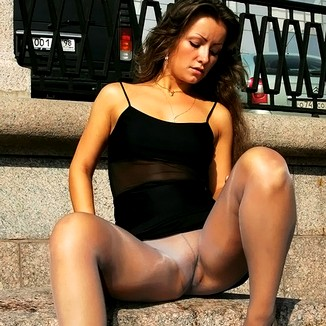 Pantyhose Antoinette