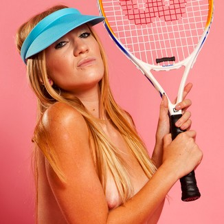 Laci Nude Tennis Babe Pack