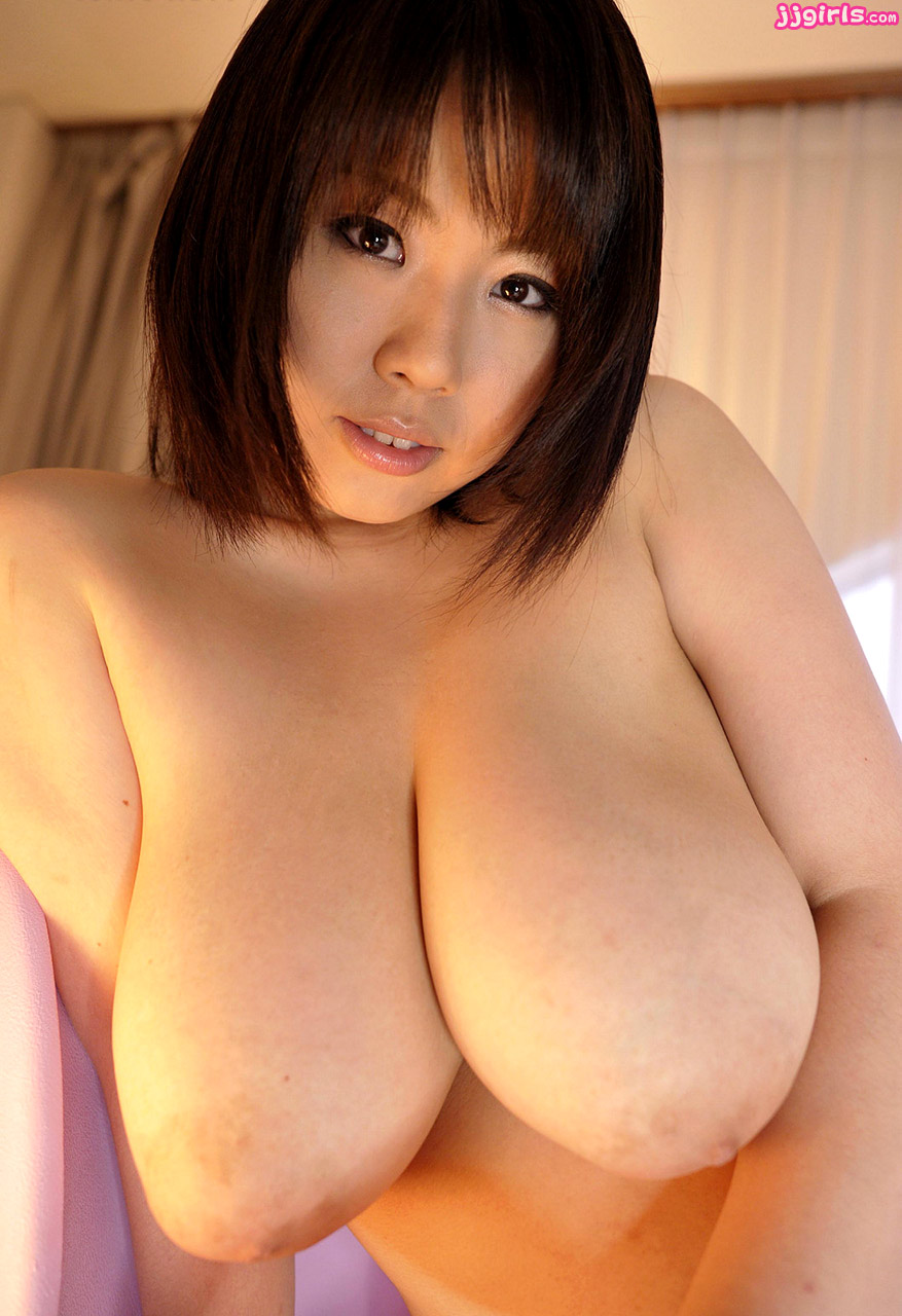 busty asian topless model