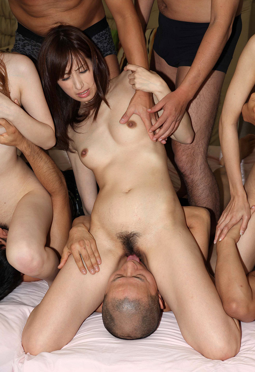 Asian sluts gang bang hot sexy opinion
