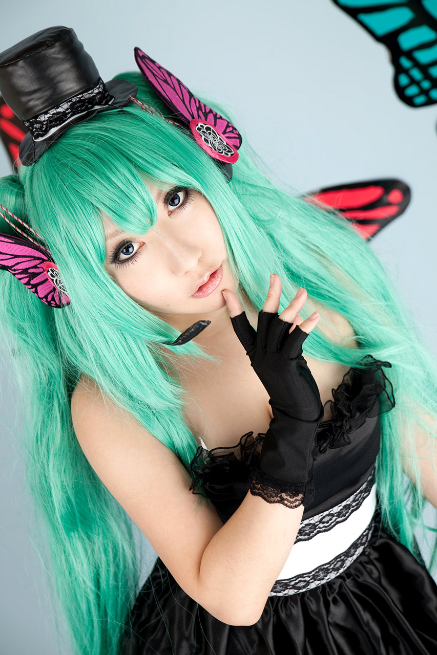 Porn vocaloid cosplay Free Cosplay