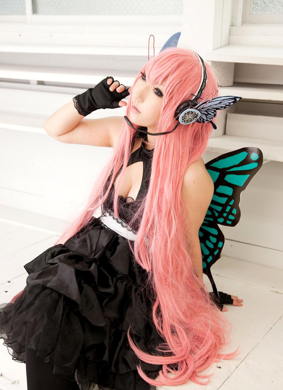 Vocaloid cosplay porn