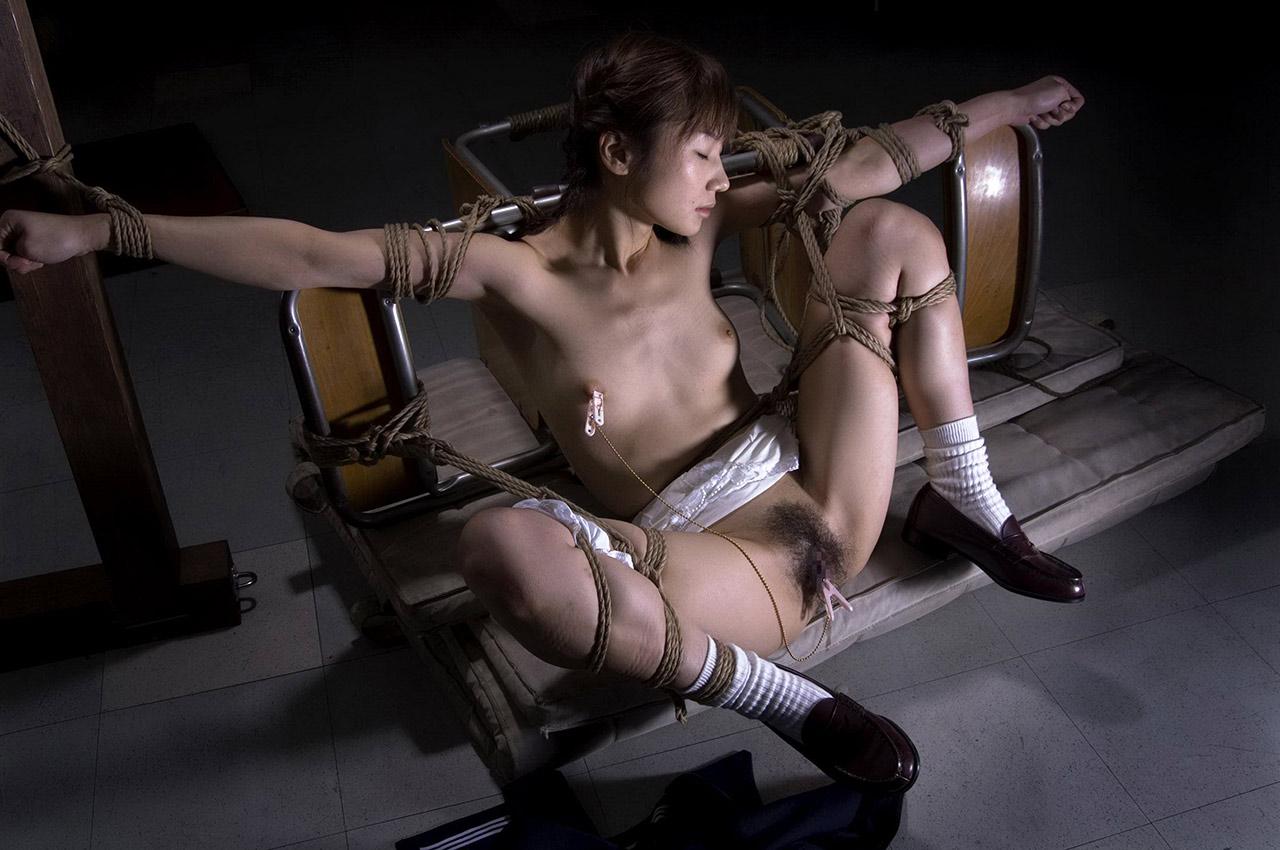 Порно бдсм с японками